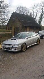 1999 Subaru Impreza Turbo 2000 low mileage