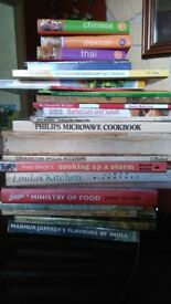 Bundle of old cook books £10 ono