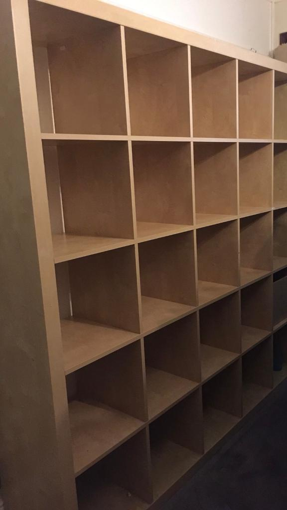 Shelving Unit Room Divider Kallax By Ikea In Potters Bar