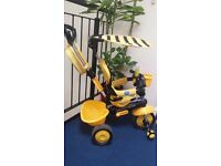 Smart Trike zoo bumblebee