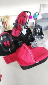 Complete Graco Evo Travel System - Great Condition - Bargain!!!