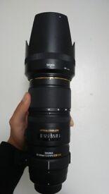 Sigma 50-150 OS Nikon