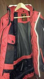 Ski winter jacket