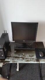 Packard Bell Desktop & Desk