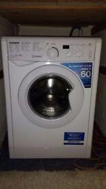 Indesit EWD71252 7kg 1200Spin White LCD A++ Rated Washing Machine 1 YEAR GUARANTEE FREE FITTING