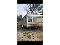 Cosalt 1993, 2 bedroom, 12ft wide static caravan - sited or off-site