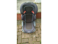 safe graco car seat age 4 to 12 booster
