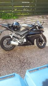 looking to swap for best van yamaha yzf r125