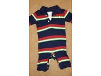 Ralph Lauren baby boys clothes 0-3 months