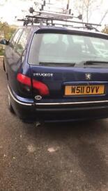 Peugeot 406 estate spares /repairs