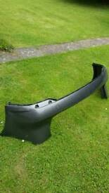 Genuine vw touran bumper volkswagen