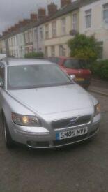 VOLVO V50 (NICE CLEAN CAR)