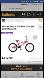 Rooster radical bmx