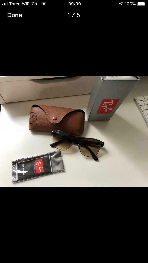 d02bc866d Men s ray ban sun glasses. Letchworth Garden City ...
