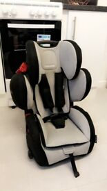 RECARO HERO BABY SEAT 9MTHS TO 12YEARS LESS 6MTHS OLD STILL LIKE BRAND NEW COST OF NEW 150 SELL 100