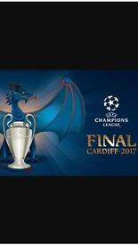 1 Bedroom house to rent champions league final 2017 cardiff