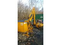 MCONNEL PA 47 HEDGE CUTTER 2011