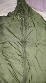 Sleeping bag - British Army Artic