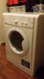 Indesit, IWC6105,Washing Machine 6kg 1000RPM, Polar White