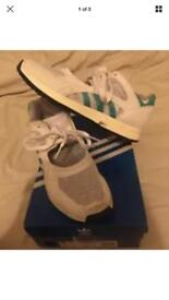 Adidas OG raced trainers