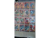 Animal Kaiser Cards, All Individually Priced At 80p, Buy 5 Get 1 Free
