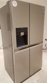 Urgent: American Fridge Freezer for SALE with 5 years warranty in Bexley !!
