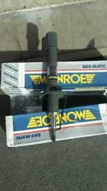 Mk1 fiesta XR2 shock absorbers