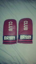 Club Bryan Boxing Gloves