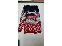Ladies Christmas Jumper Sweater wholesale price discount all sizes available