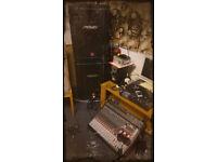 PMP 6000 powermixer Behringer + Peavey HiSys XT2