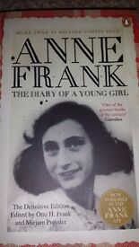 Anne Frank - The Diary Of A Young Girl - Like New!