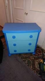Ikea children's chest of drawers
