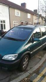 Vauxhall 2001 in good working condition