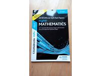 📐🧮📝SQA Maths Higher 2017-2018 past papers