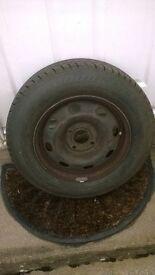 Goodride wheel and tyre