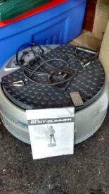 Body slimming/vibration plate