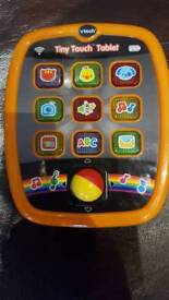 Tiny touch tablet