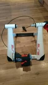 Elite indoor cycle trainer
