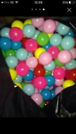 Ball and ball pit