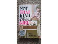 Lena Dunham - Not That Kind of Girl - still in perfect condition!