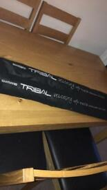 Shimano tribal carp rods
