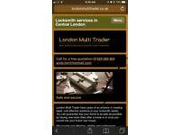 Locksmith 24 hour service , we cover Islington & central London.