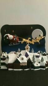 Fibre Optic 'Starry Night of Christmas'