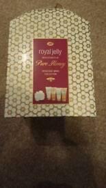Brand new royal jelly gift set