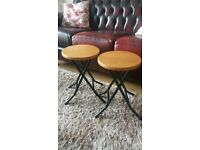 2 folding stools good condition £5 each or 2 for £8 pick up HU12 9QN Thorngumbald