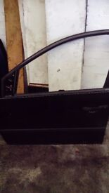 Ford fiesta Door Black N/S 2004 front others available