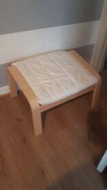 Malm foot stool
