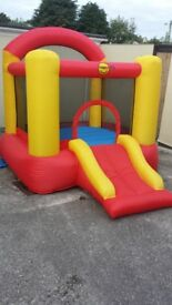 Bouncy Castle toddler size Happy Hop