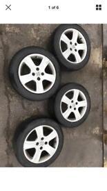 PEUGEOT 307 2004 16inch Alloys Wheels Rims