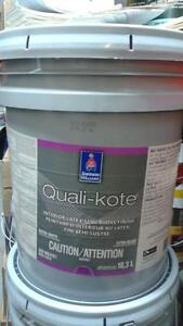Deal de peinture 5 gallons Sherwin Williams mat ou semi-lustre / Sico 6073-31 (valeur 260$)